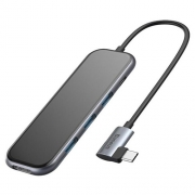 USB-концентратор Baseus Multi-functional HUB (CAHUB-BZ0G)