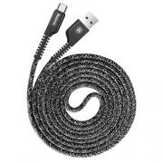 Кабель Baseus Confidant Anti-break cable Type-C - USB 1м black