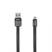 Кабель передачи данных Remax micro USB RC-044m Platinum cable black