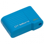 USB флэш-накопитель Kingston DataTraveler Micro 16GB