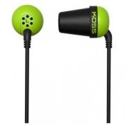 Наушники Koss The Plug Green