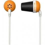 Наушники Koss The Plug Orange