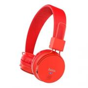 Наушники Hoco W19 red