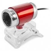 Web-камера CBR CW 830M red