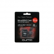 Карта памяти Qumo microSDHC class 10 UHS-I U1 32GB + SD adapter