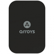 Arroys Metal Plate Set black