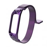 Браслет Milanese strap для Xiaomi mi Band 3 violet