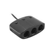 Разветвитель прикуривателя Neoline Triple USB