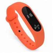Фитнес-браслет Xiaomi Mi Band 2 оранжевый