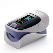 Пульсоксиметр PULSE OXIMETER AB80 для измерения уровня кислорода и пульса