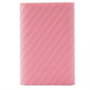 Чехол для Xiaomi Mi Power Bank 2 10000 mAh pink