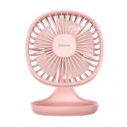 Baseus Pudding-Shaped Fan pink