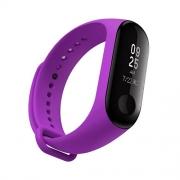 Фитнес-браслет Xiaomi Mi Band 3 фиолетовый