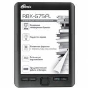 Электронная книга Ritmix RBK-675FL