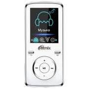 MP3 плеер Ritmix RF-4950 (4Gb) white
