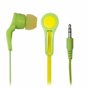 Наушники Ritmix RH-014 Green+Yellow