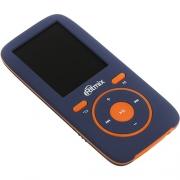 MP3 плеер Ritmix RF-4450 (4Gb) Blue/Orange