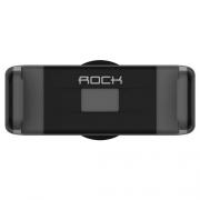 Держатель Rock Deluxe Vent Edition Car Holder black/grey