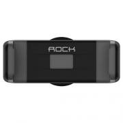 Держатель Rock Deluxe Vent Edition Car Holder black/grey