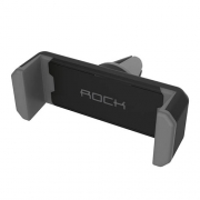 Держатель Rock Vent Car Holder black/grey