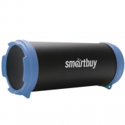 Портативная колонка SmartBuy TUBER MKII SBS-4400 черно-синяя