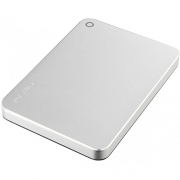Внешний HDD Toshiba Canvio Premium (new) 1 ТБ silver