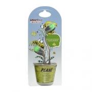 Наушники SmartBuy Plant Green/Grey