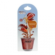 Наушники SmartBuy Plant Red/Orange