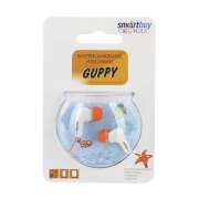 Наушники SmartBuy Guppy Orange
