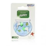 Наушники SmartBuy Guppy Green