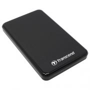 Жесткий диск Transcend TS1TSJ25A3K Black