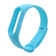 Ремешок для Xiaomi Mi Band 2 голубой