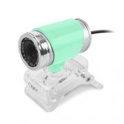 Web-камера CBR CW 830M green