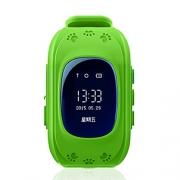 Часы Smart Baby watch Q50 green