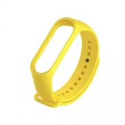 Ремешок для Xiaomi Mi Band 3 yellow